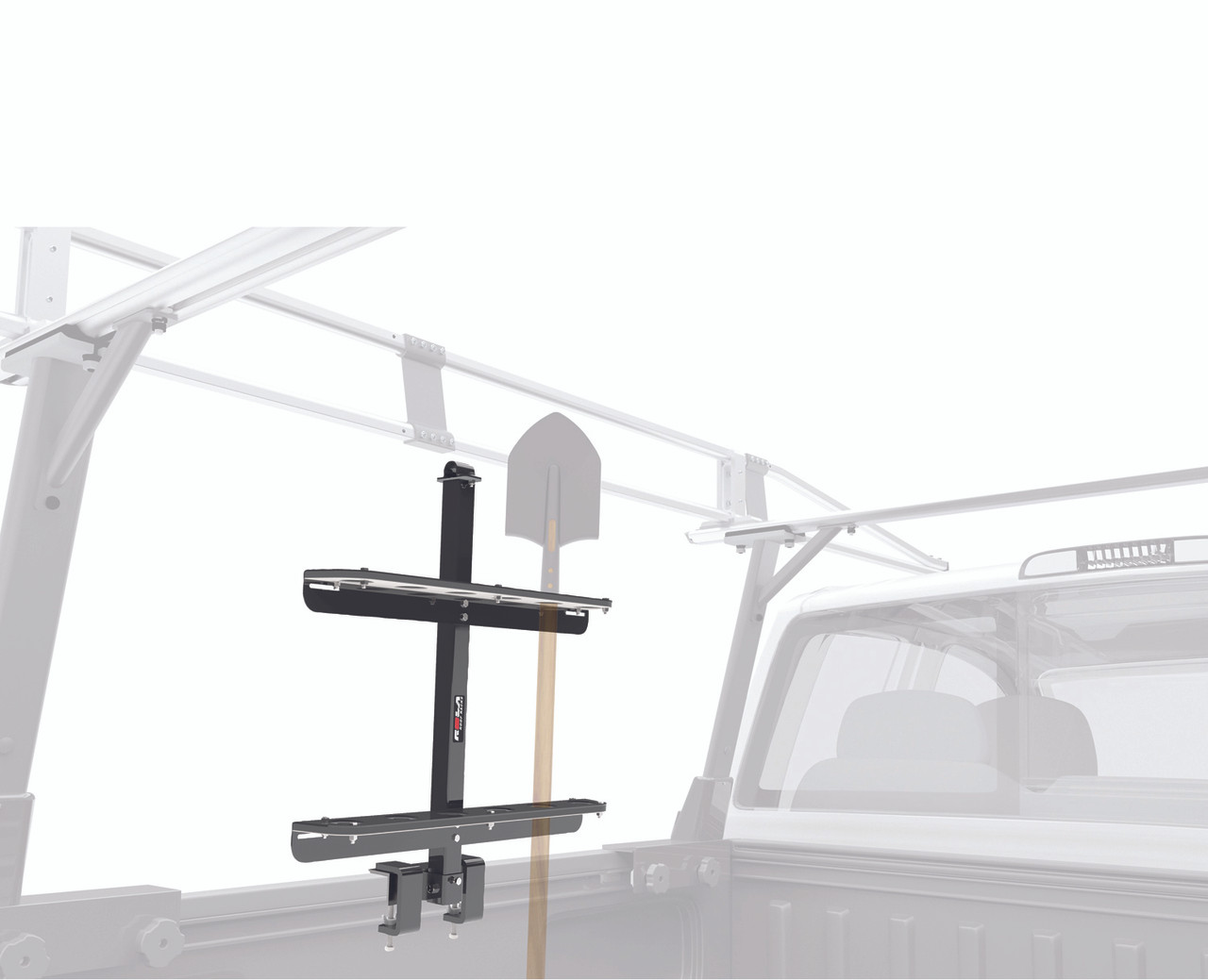 59792 truck bed trailer tool rack