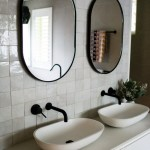 Oval Bathroom Mirrors Home Designs Inspiration