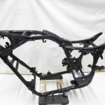 96 Honda Vt 1100 C2 Shadow Ace Frame Chassis Ct Freight 50100 Mah A80za Cyclesrus Net