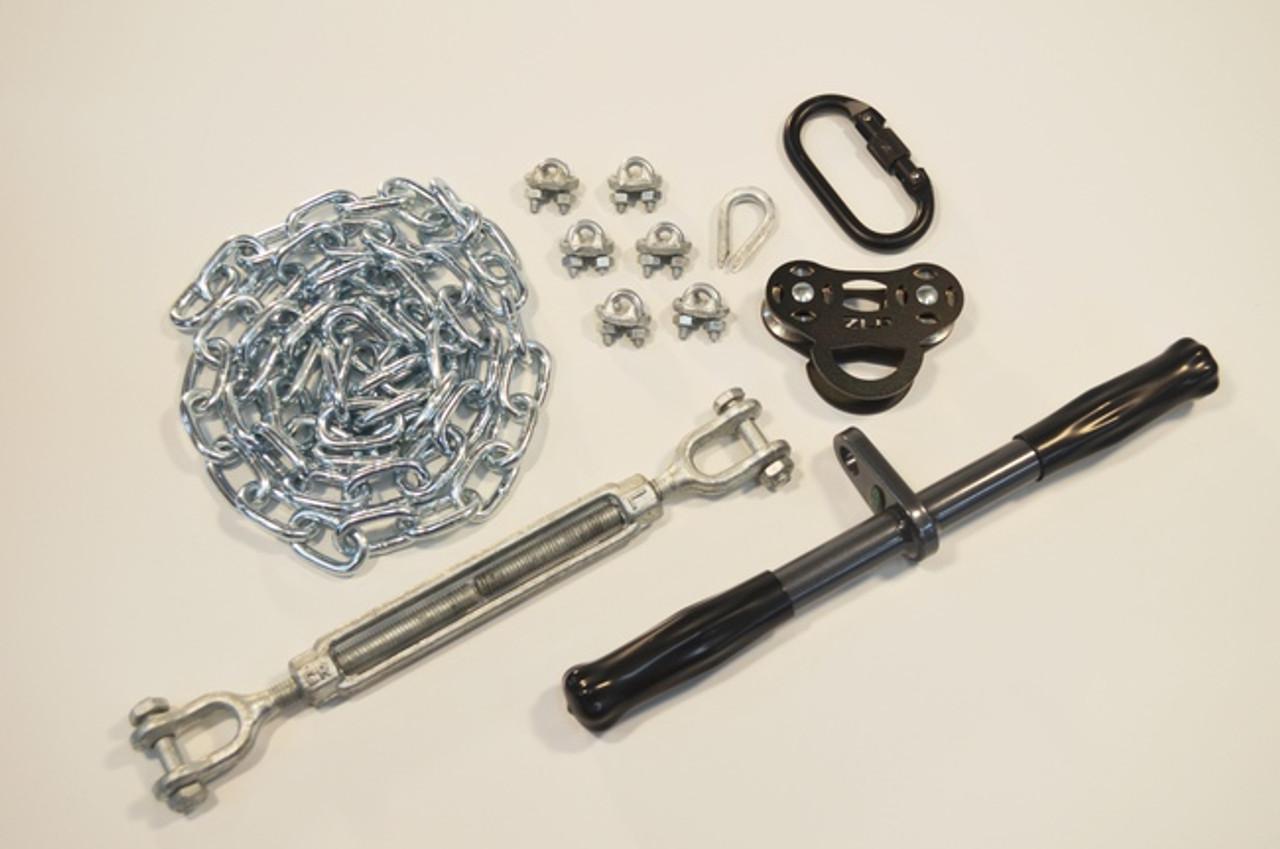 Basic Zip Line Kit Buyswings Com