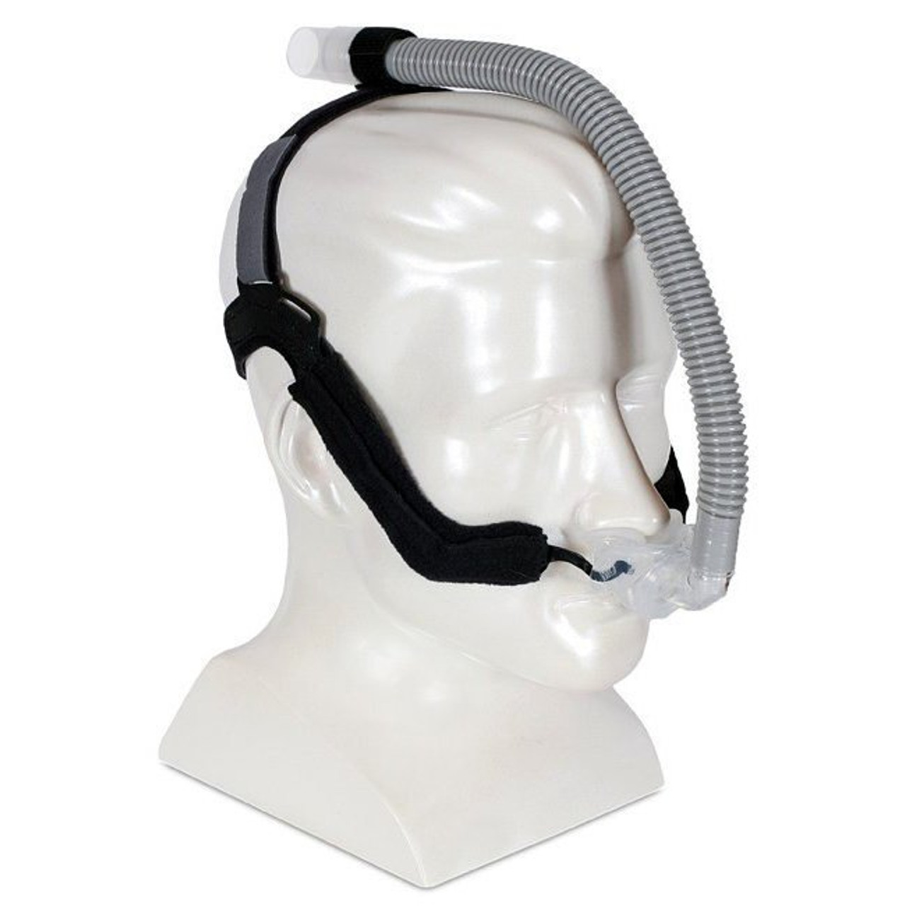 aloha nasal pillow cpap mask with headgear