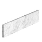 Carrara Marble Backsplash 60 York Taps