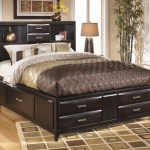 The Kira California King Bed With Storage Available At Direct Value Furniture Serving Roscoe Il