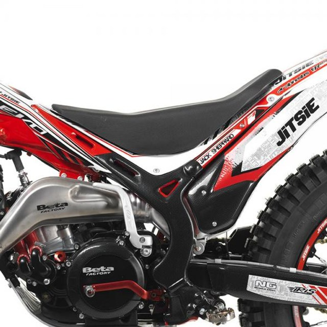 Trials Bike Seat
