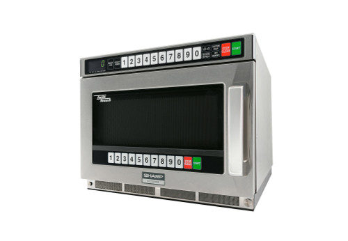 https shop sharpusa com sharp twintouch 2200 watt commercial microwave oven with dual touchpads rcd2200m