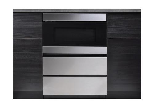 24 in under the counter microwave drawer oven pedestal skmd24u0es