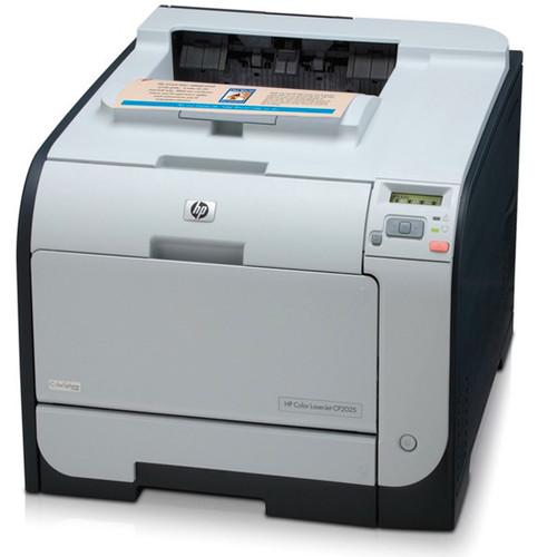 Hp Color Laserjet Cp2025 Cb493a Hp Laser Printer For Sale