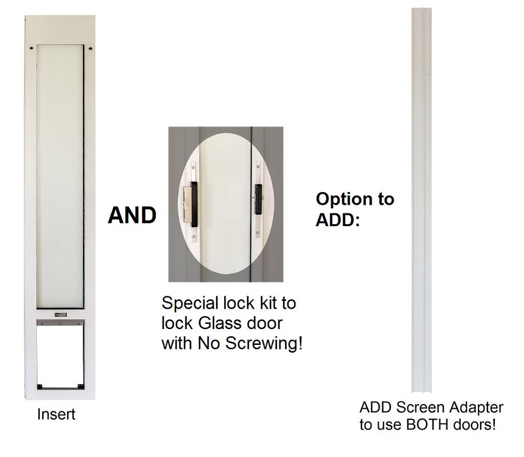 patiolock model ultimate in security convenience locks with no screwing pat pend from 309 incl delivery