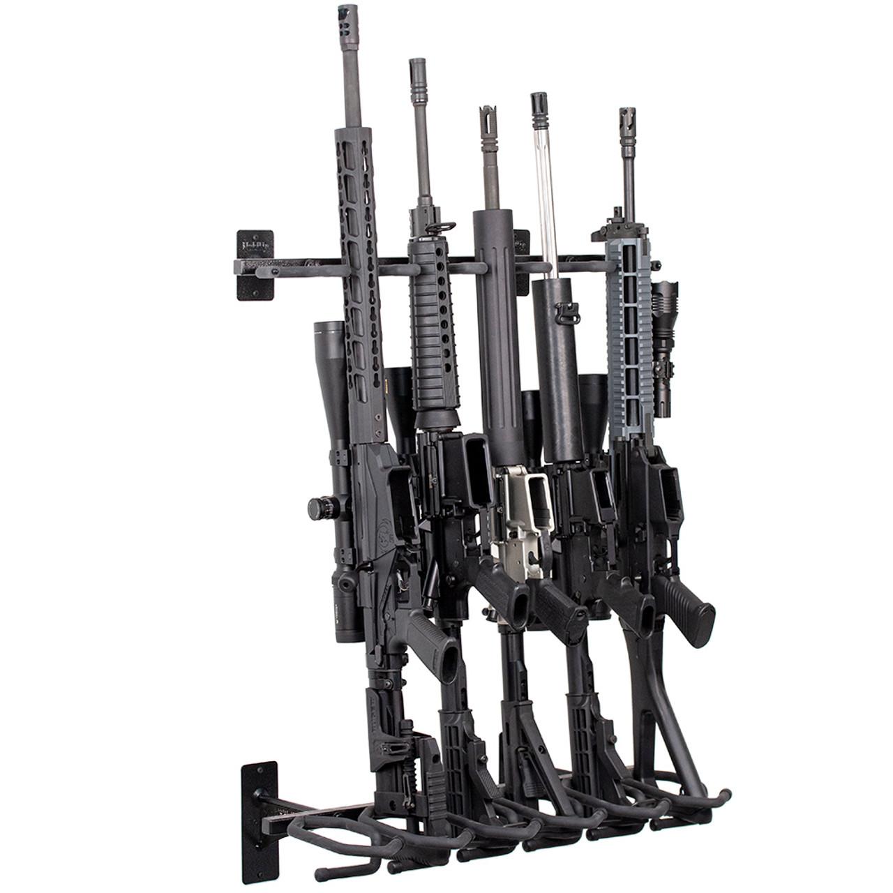 vertical 6 gun rack hd53