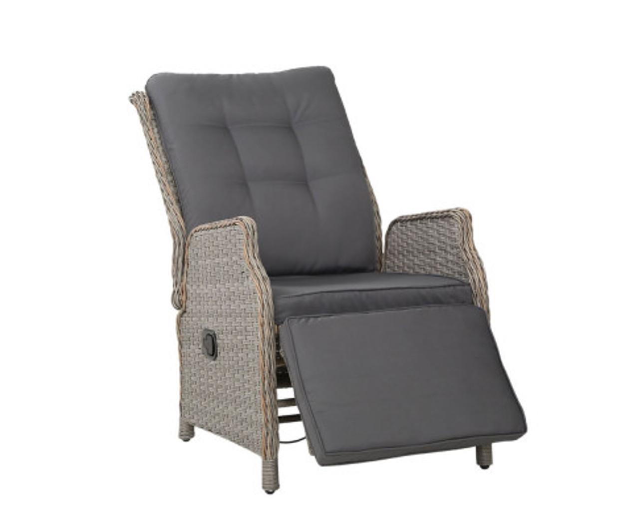 mosman sun lounge recliner patio chair