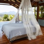 Mosquito Net For Bed Round Budget
