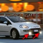 2007 2008 2009 2010 2011 Fiat Grande Punto Evo Xenon Fog Lamps Driving Lights Foglamps Kit Blinglights Com