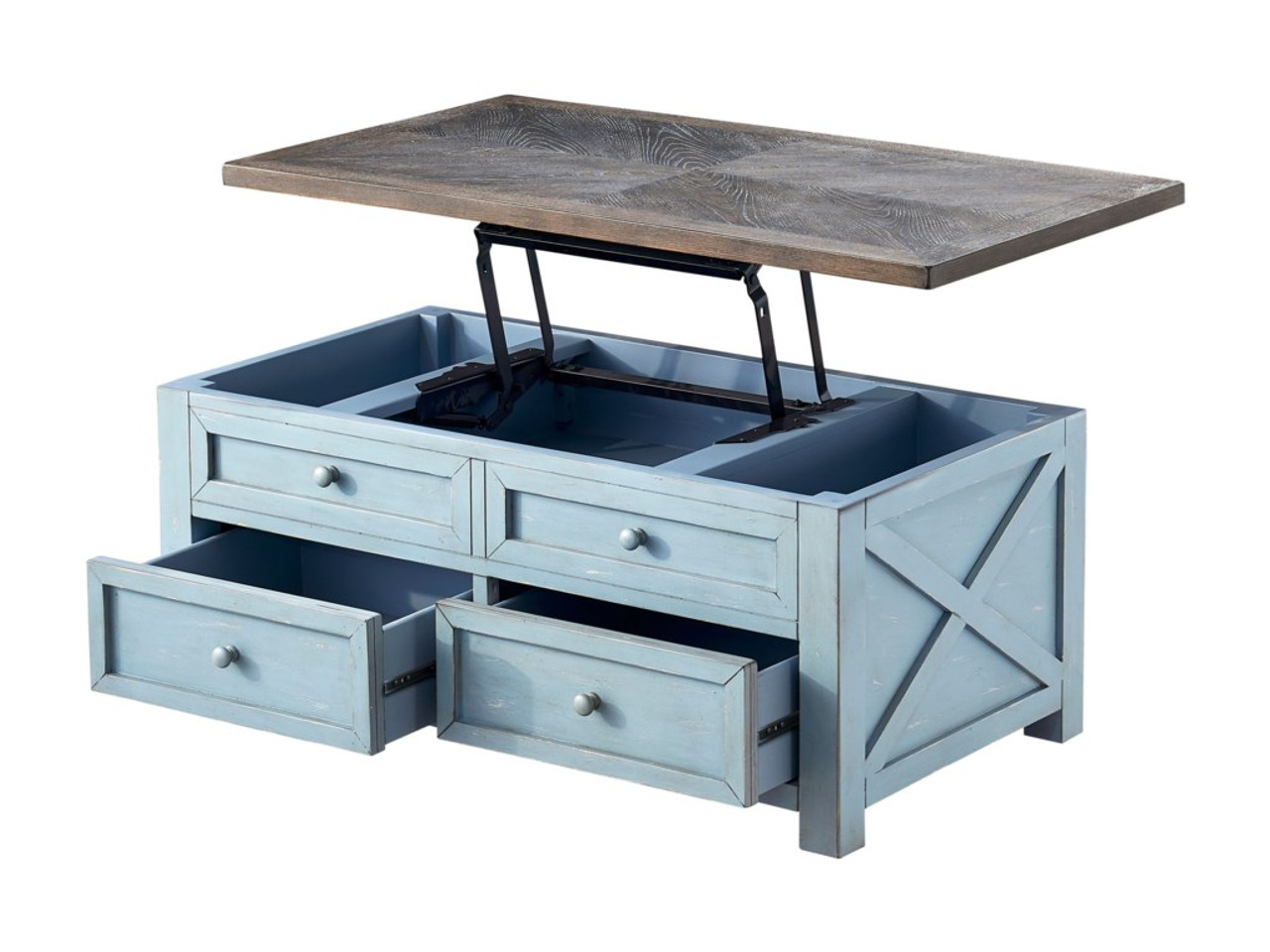 Bar Harbor Lift Top Coffee Table Manteo Furniture Appliance