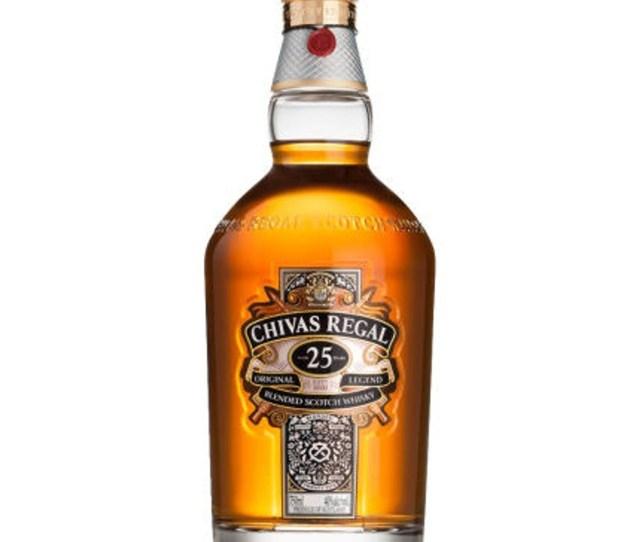 Chivas Regal  Year Old Blended Scotch Ml