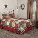Victory 100 Cotton Quilt 3 Pc Set For Sale Sweethaven Home