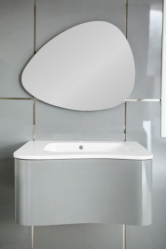 milos floating bathroom vanity