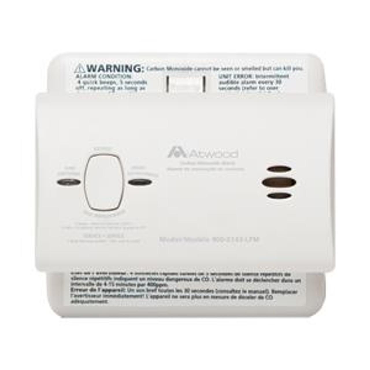 Carbon Monoxide Star Alarm Co