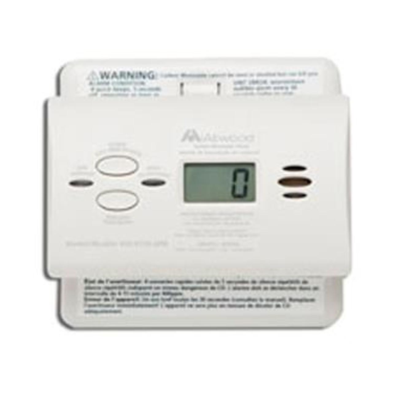 Monoxide Carbon Alarm Co Star