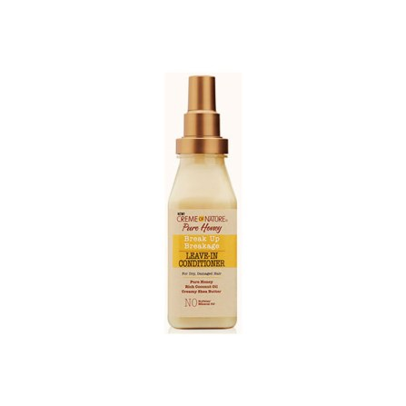Image result for creme of nature pure honey leave in conditioner
