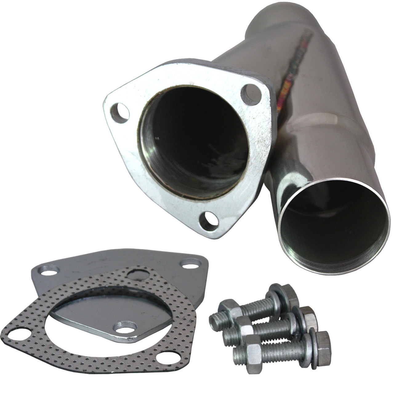 qtp quicktime performance 10225 stainless steel manual exhaust cutout 2 25