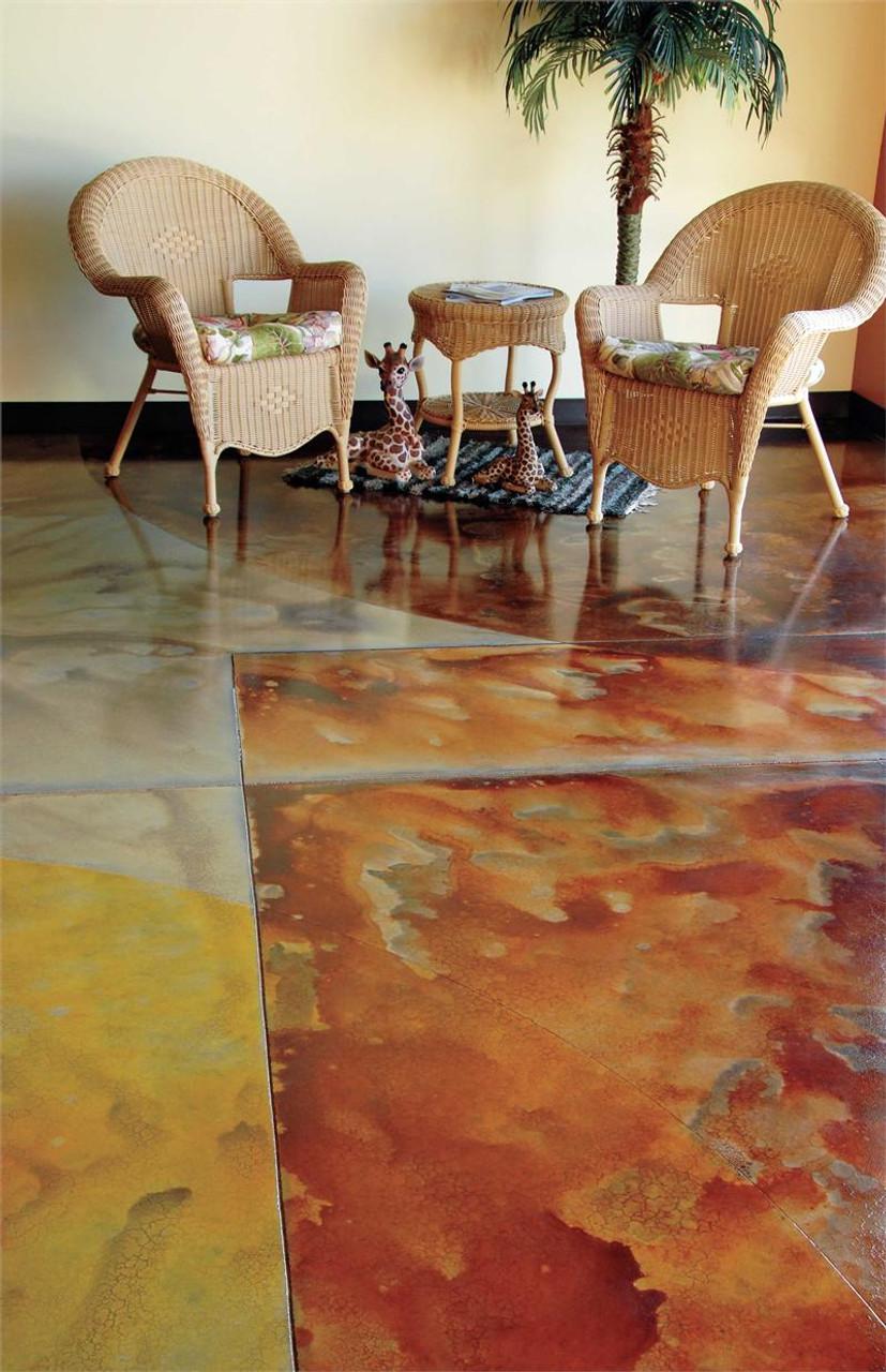 w10 high gloss concrete finish coat