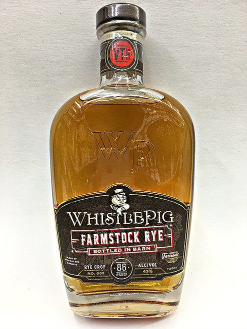 WhistlePig 10 Year Old Straight Rye Whiskey Buy Whistle