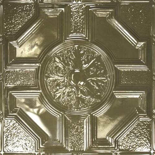 baroque aluminum ceiling tile 24 x24 2408