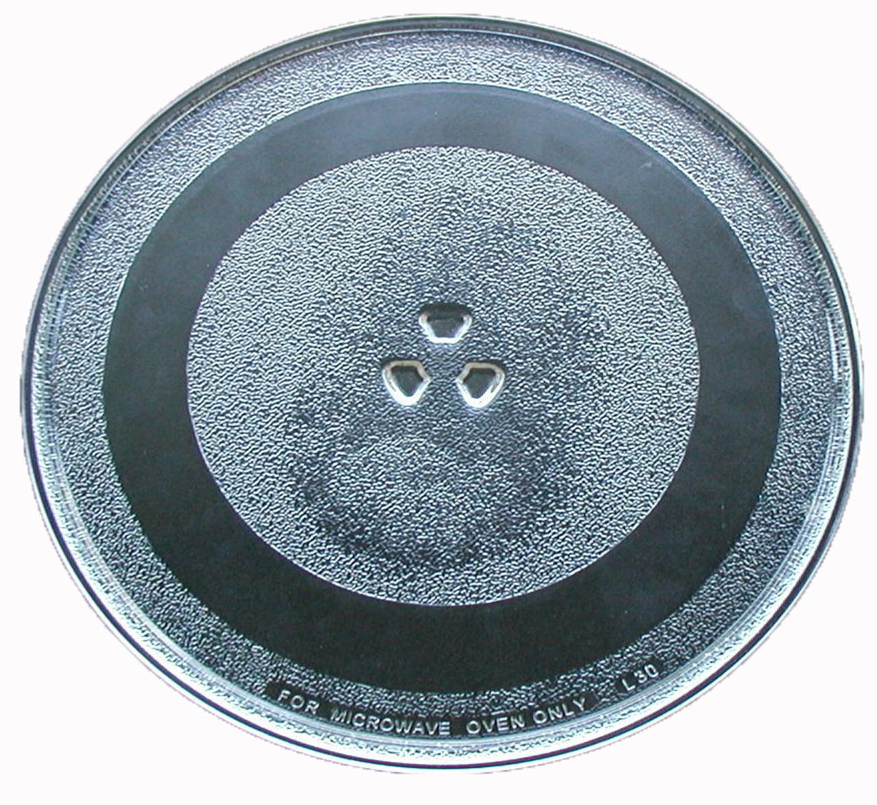 kenmore microwave glass turntable plate tray 13 1 2 3390w1a019