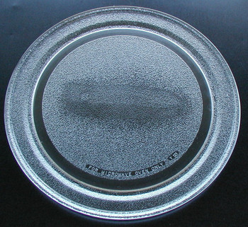 microwave glass turntable plate tray