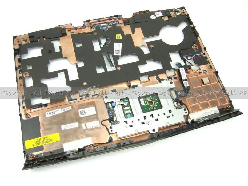 Alienware M14x M14xr2 Palmrest