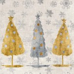 4 Lunch Paper Napkins For Decoupage Craft Vintage Napkin Christmas Tree Kayartgallery Decoupage