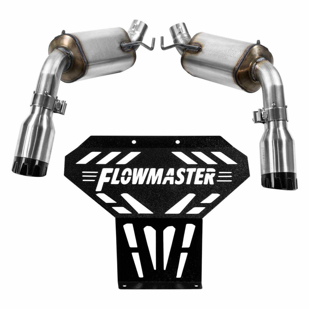 xdr off road flowmaster can am maverick performance exhaust kit 7202