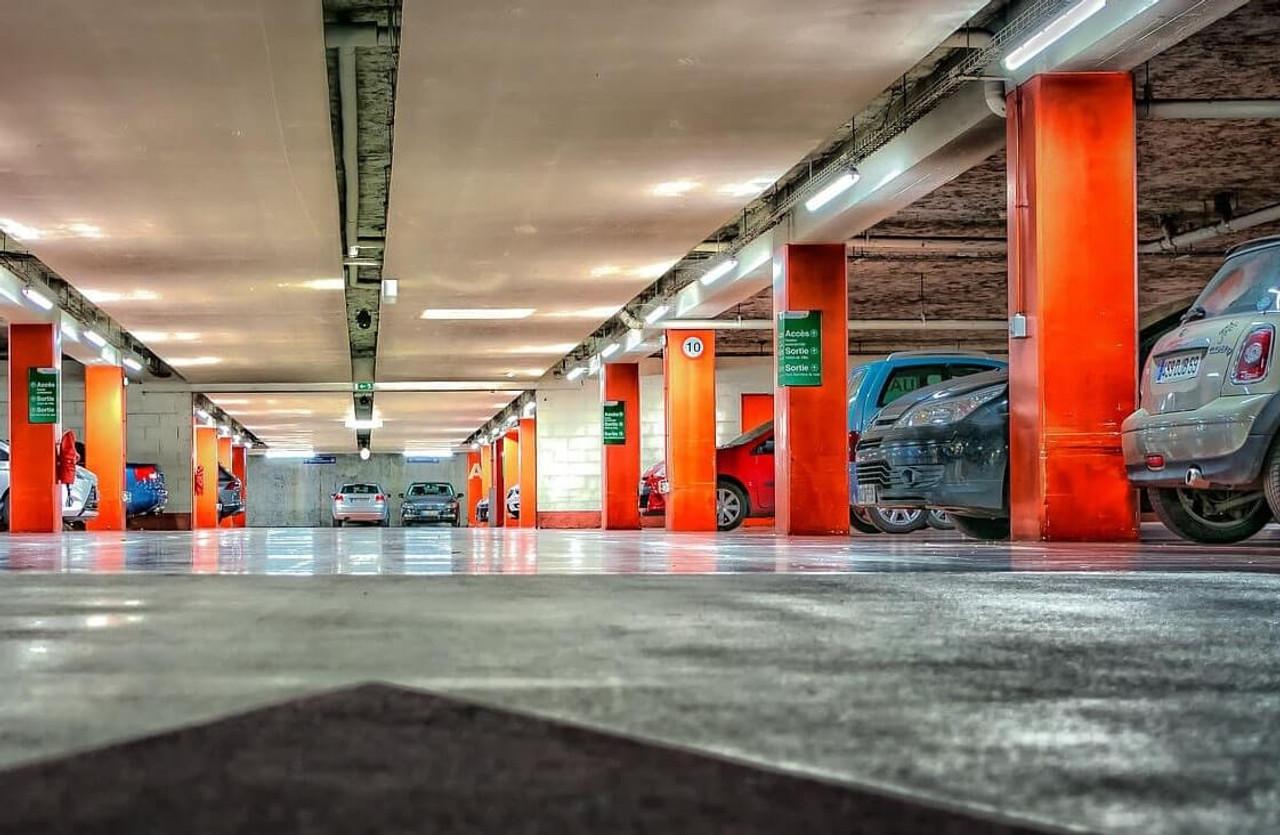 led workshop and garage lighting