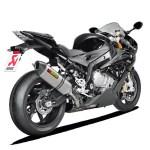 Akrapovic Bmw S1000rr 15 16 Carbon Slip On Exhaust Sportbike Track Gear