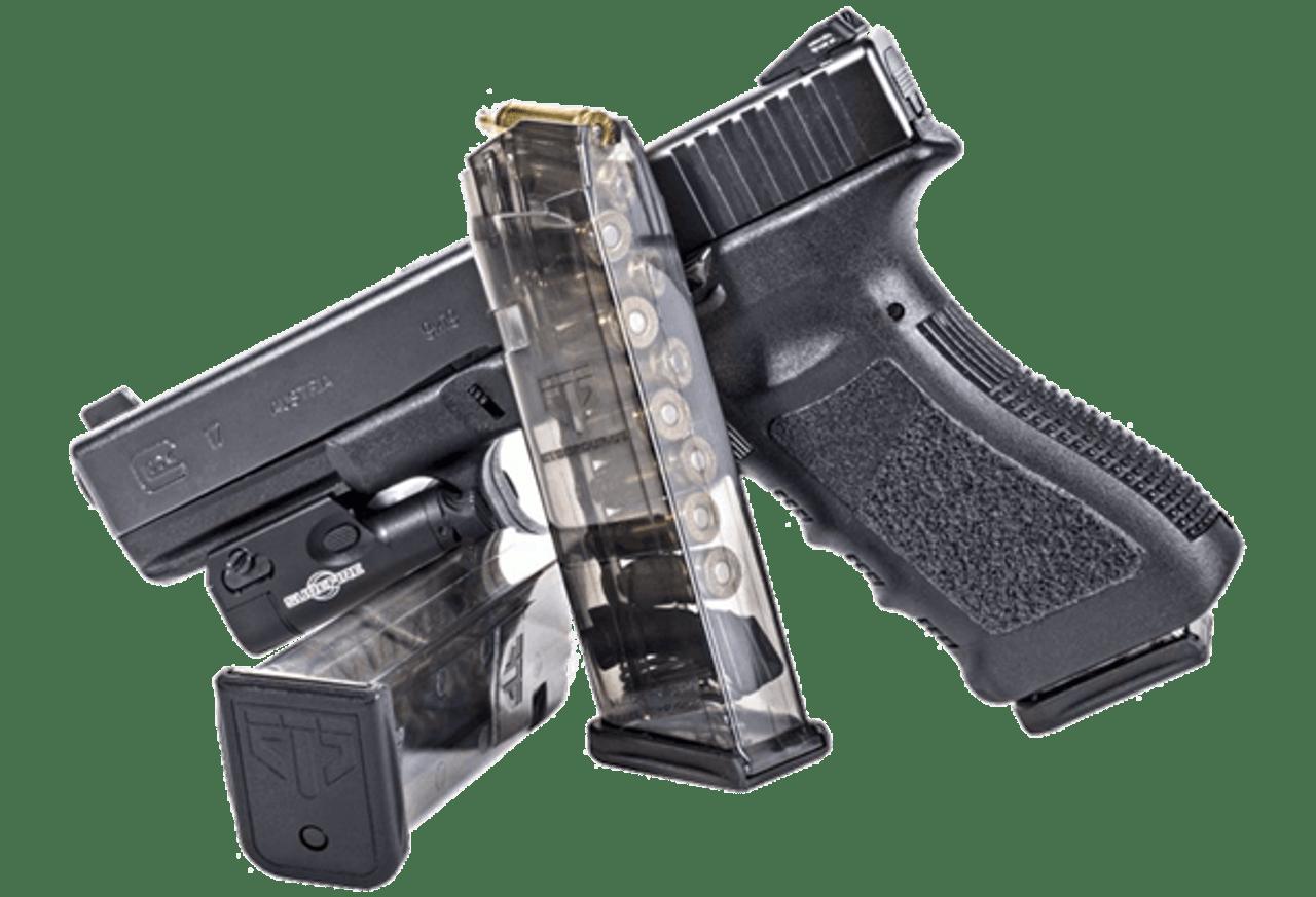 ETS Glock 17 9mm - Limited 10-round Magazine - CTCSupplies.ca
