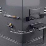 Wall Mounted Shower Seats Innovato Evolution Family