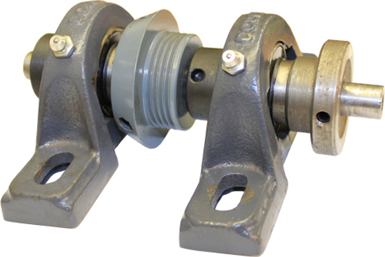 pillow block bearing assembly complete