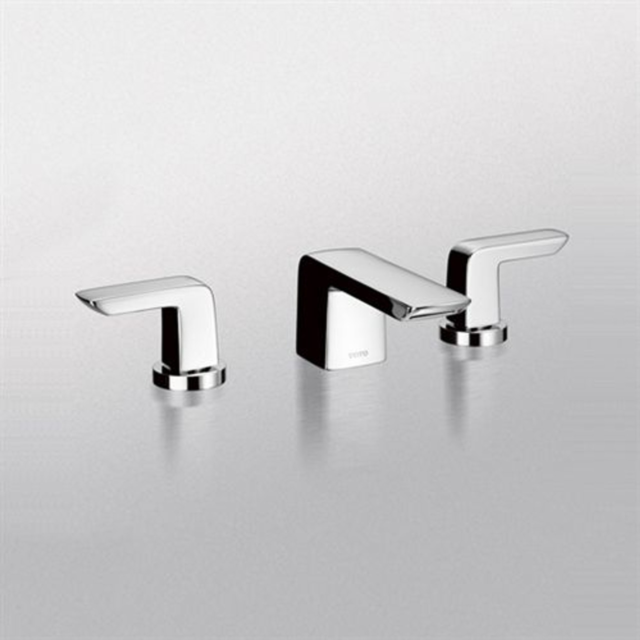 toto soiree widespread faucet in polished chrome tl960ddlq cp