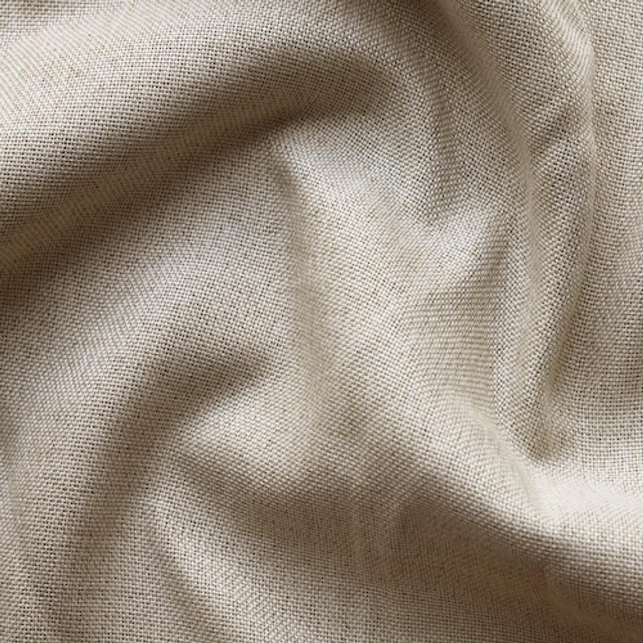 denver custom made drapes linen look blockout bone