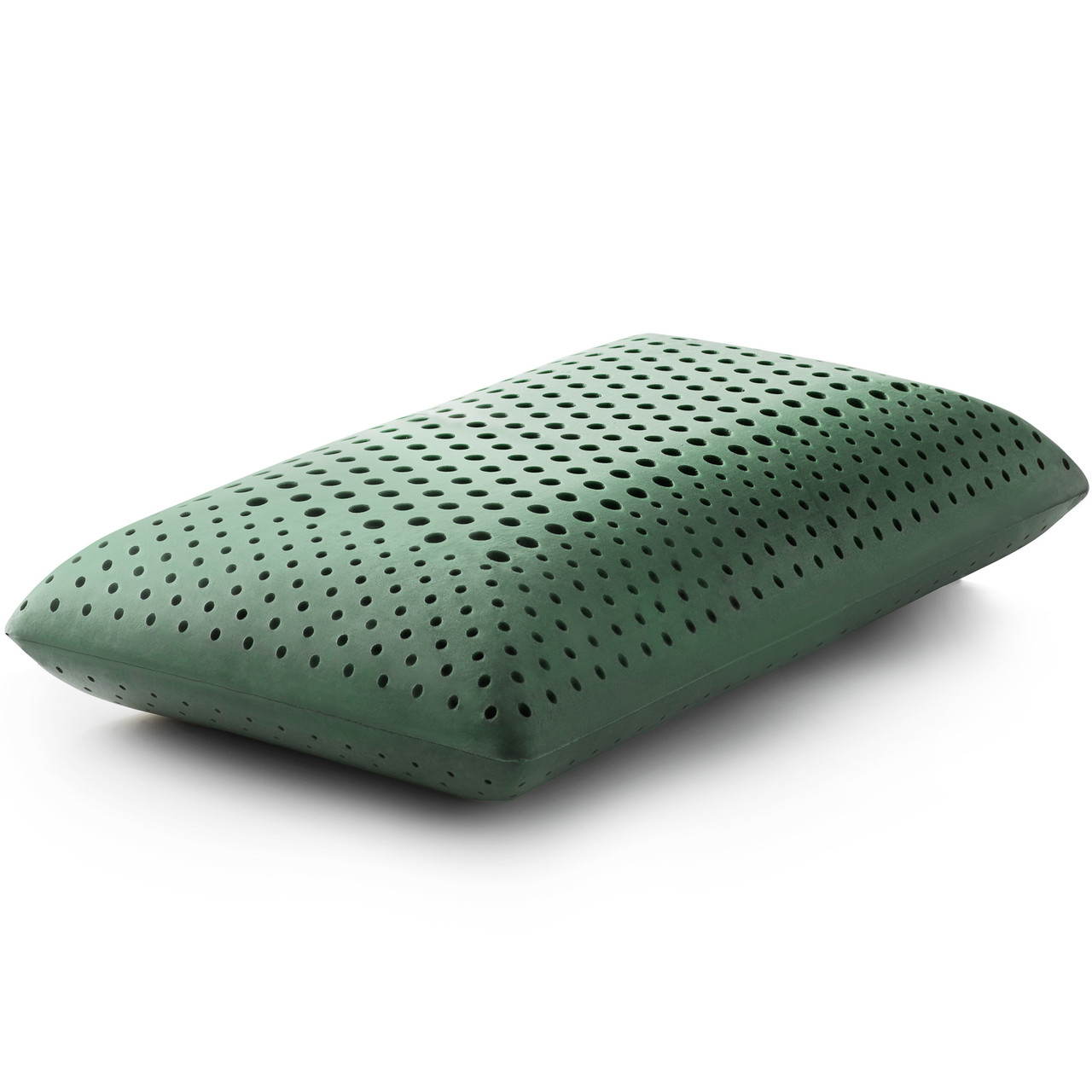 zoned dough cbd pillow with aromatherapy spray mid loft