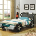 Race Car Twin Size Bed Cb Furniture
