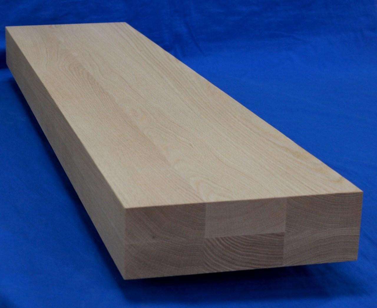 3 1 2 Thick Stair Treads Hardwood Kinzel Wood Products | 48 Inch Red Oak Stair Treads | Wood Stair | Stair Nosing | Solid Oak | Stair Riser Kit | Bull Nose