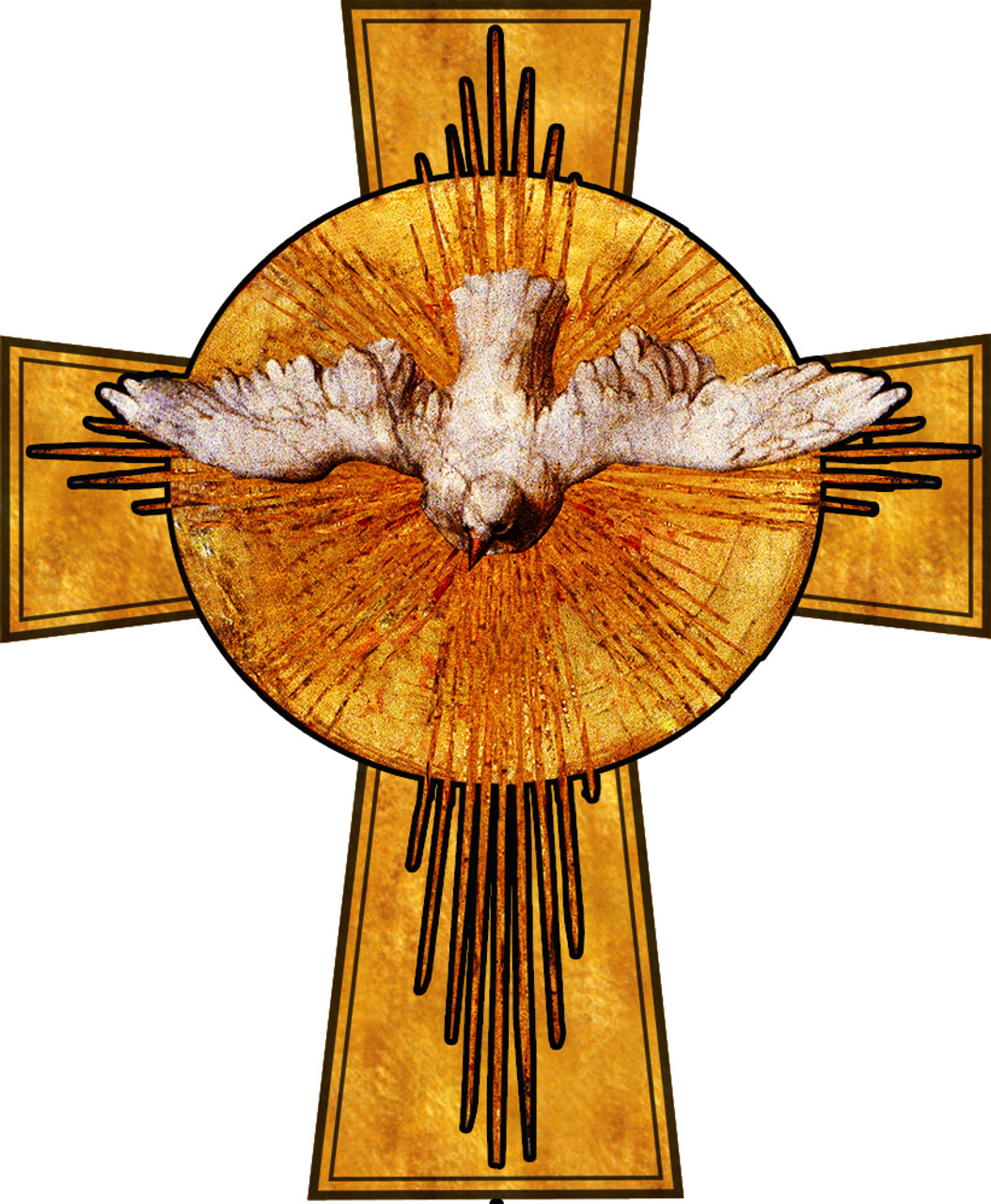 Image result for Holy Spirit cross