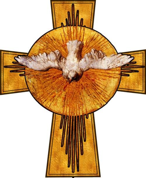 Image result for Holy Spirit cross