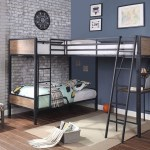 Alcor Triple Twin Bunk Bed Miami Direct Furniture