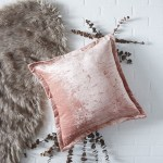 The Marvene Blush Pink Accent Pillow Set Miami Direct Furniture
