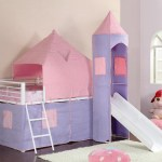 The Princess Castle Bunkbed Miami Direct Furniture