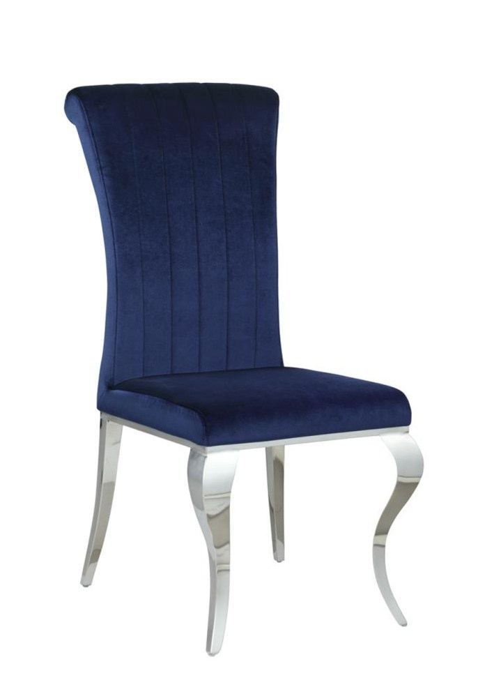 Ink Blue Dining Chair Set Of 4 105077 On Sale At Montana S Home Furniture Serving Houston Tx
