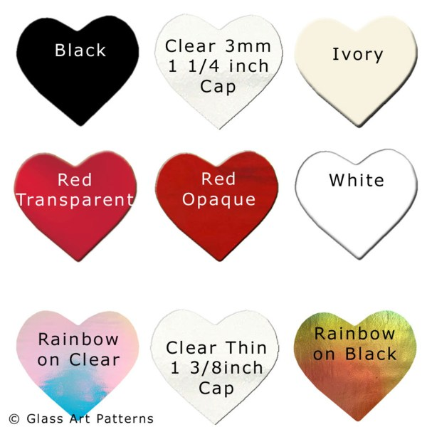 hearts colors # 75
