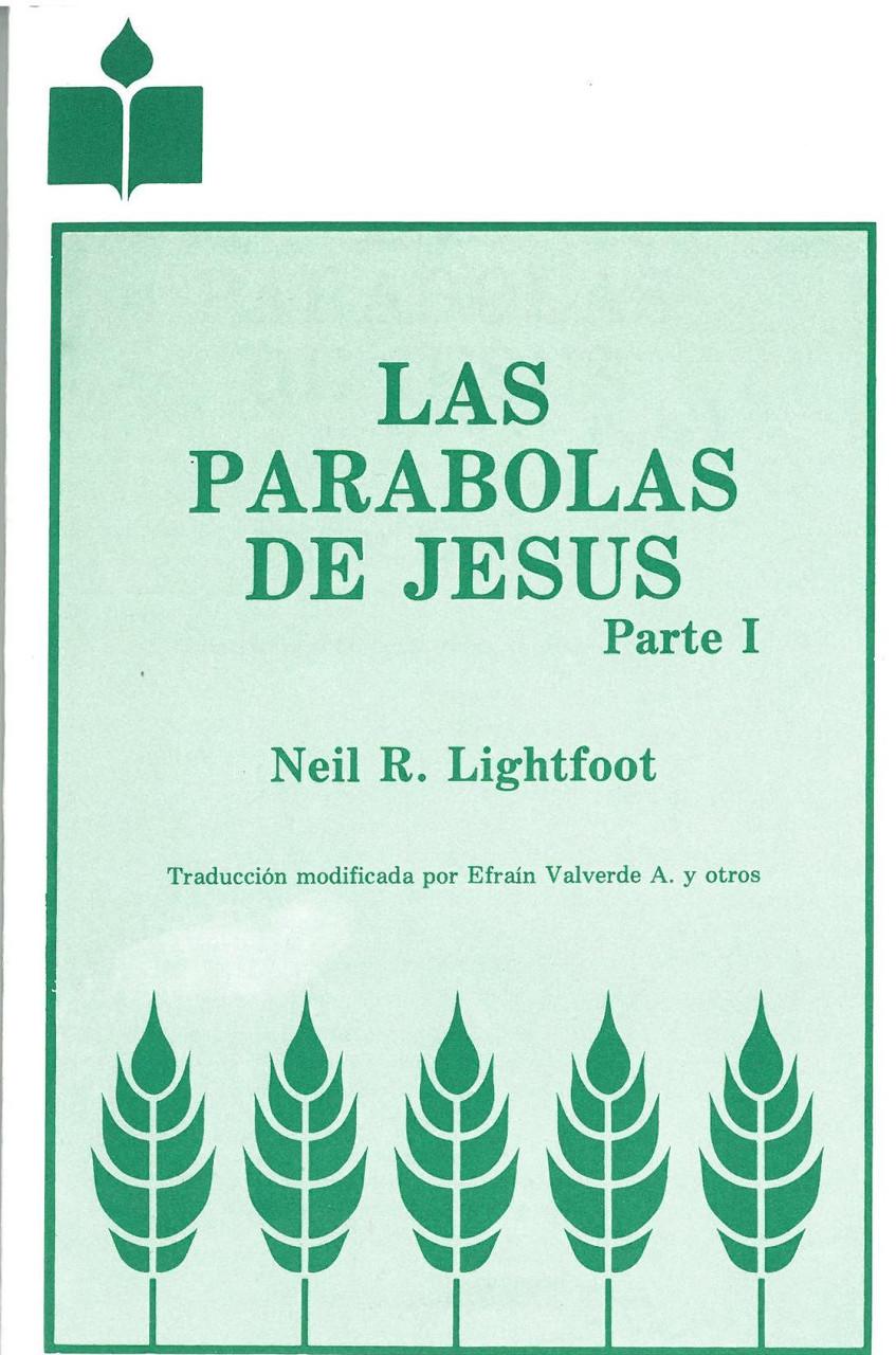 Las Parabolas De Jesus Parte I Sunset Bookstore